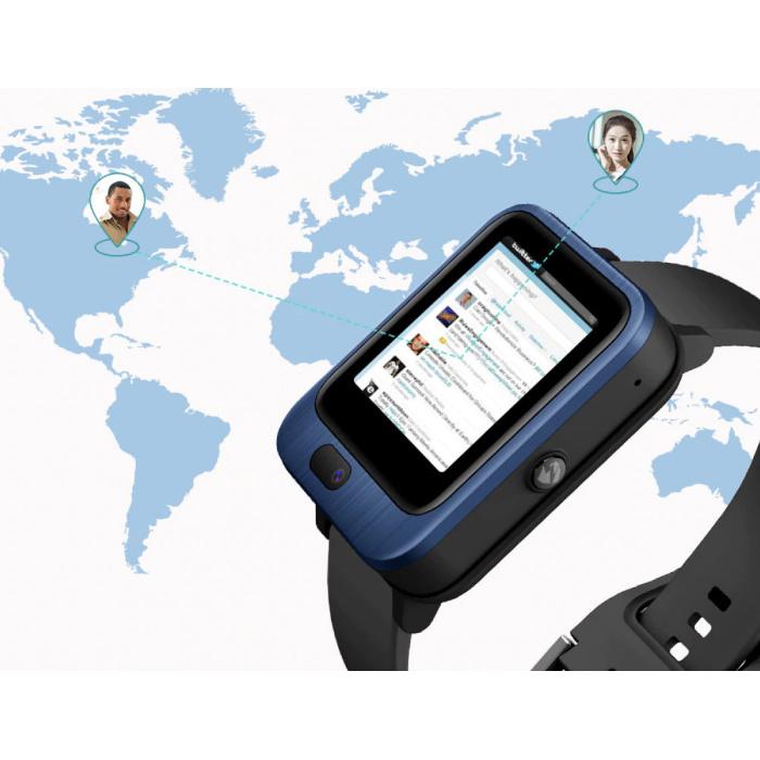 Lemfo LEM11 3-in-1 Smartwatch + Wireless Speaker / Powerbank iOS Android - 32GB