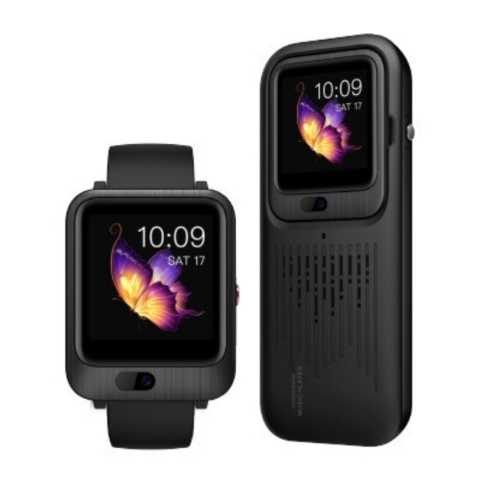 LEM11 3-in-1 Smart + Montre sans fil haut-parleur / Power Bank Android iOS - 16 Go