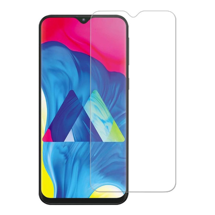 Stuff Certified® Screen Protector Samsung Galaxy A10 Tempered Glass Film
