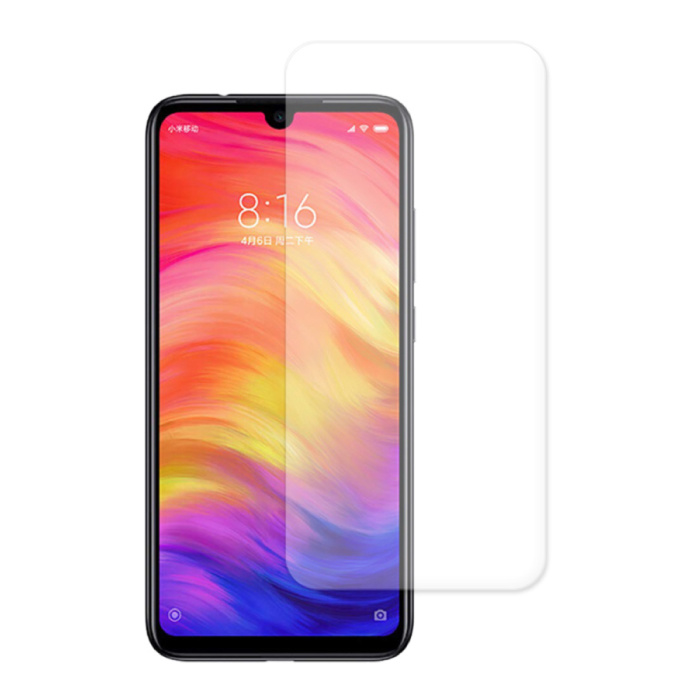 Displayschutzfolie Samsung Galaxy A30 Hartglasfolie Hartglas