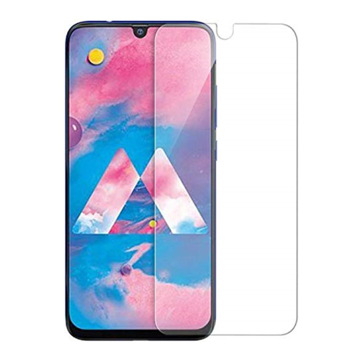 Stuff Certified® Screen Protector Samsung Galaxy A30 Tempered Glass Film