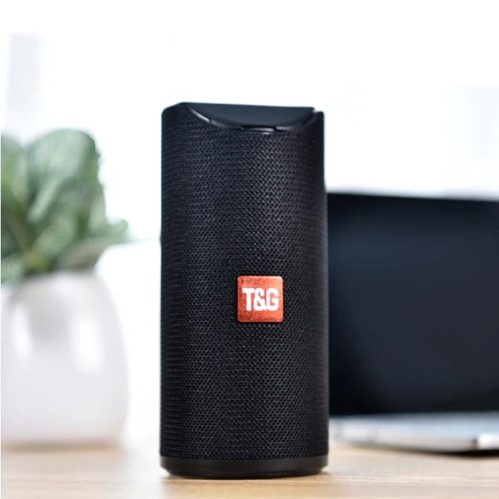 TG-113 Wireless Soundbar-Lautsprecher Wireless Bluetooth 4.2-Lautsprecherbox Schwarz
