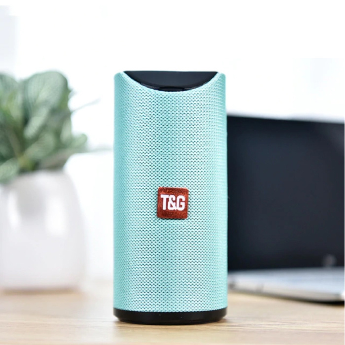 TG-113 sans fil Bluetooth Soundbar Wireless Speaker 4.2 Haut-parleur Boîte verte