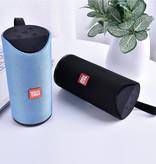 T & G TG-113 Wireless Soundbar Speaker Wireless Bluetooth 4.2 Speaker Box Orange