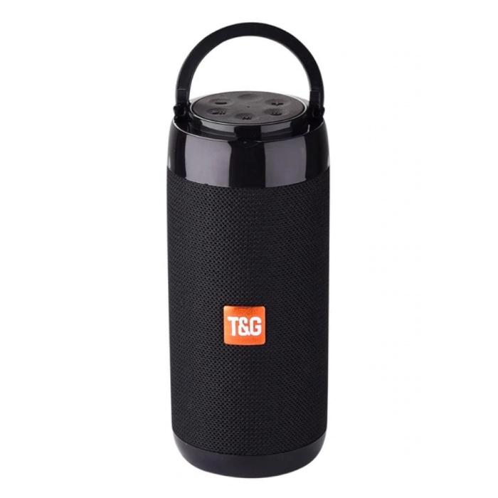 Haut-parleur de barre de son sans fil TG-113C Boîte de haut-parleur sans fil Bluetooth 4.2 noir