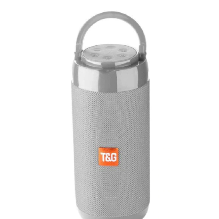 TG-113C Draadloze Soundbar Luidspreker Wireless Bluetooth 4.2 Speaker Box Grijs