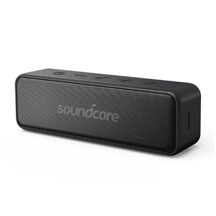 Son CoreMotion B sans fil Bluetooth Soundbar Wireless Speaker 4.2 Speaker Black Box