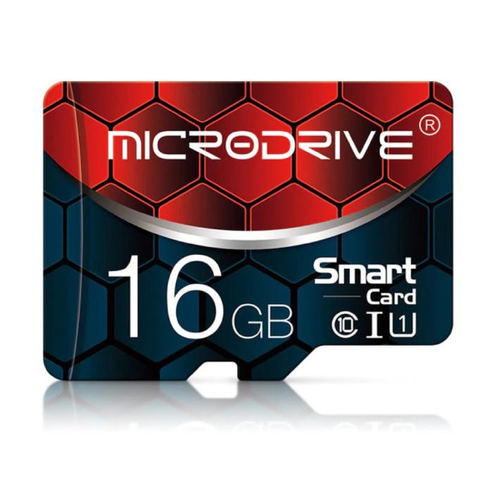 Micro-SD / TF-Karte 16 GB - Speicherkarte Speicherkarte