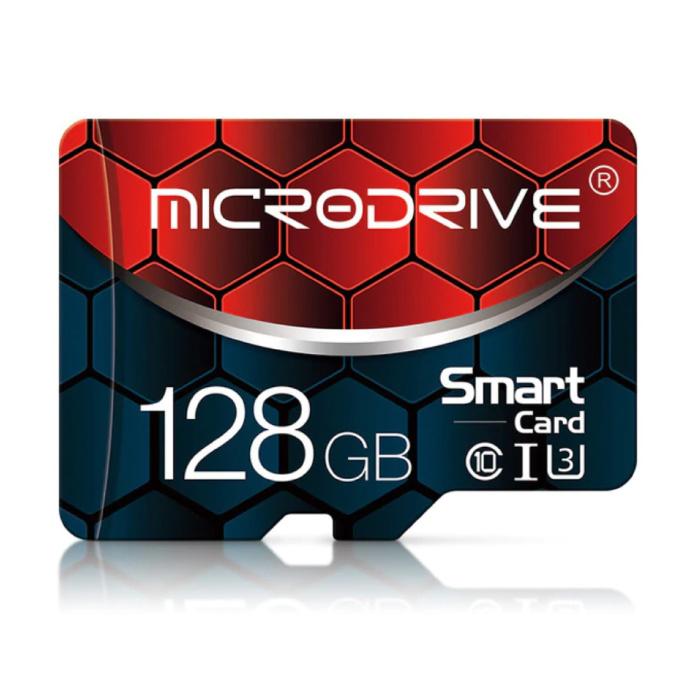 Micro SD / TF carte 128 Go - Carte Carte Mémoire