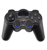 EastVita Gaming Controller voor Android / PC / PS3  - Micro-USB Bluetooth Gamepad Zwart