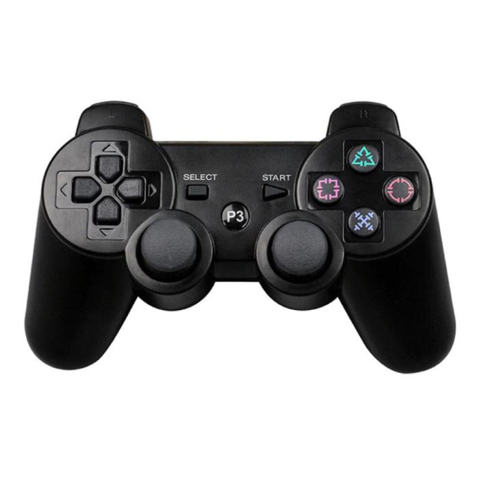 Gaming Controller für PlayStation 3 - PS3 Bluetooth Gamepad Schwarz