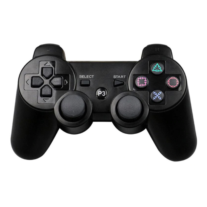 Gaming Controller voor PlayStation 3 - PS3 Bluetooth Gamepad Zwart