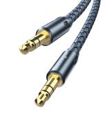 Essager AUX Kabel 3.5mm Gevlochten Nylon Audio Jack - 2 Meter