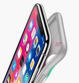 Stuff Certified® iPhone 11 Slim Powercase 6000mAh Powerbank Hoesje Oplader Batterij Cover Case Wit