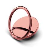 Stuff Certified® Prise Pop magnétique Bouton de téléphone Poignée à ventouse Support de prise Support Bouton Béquille Rose
