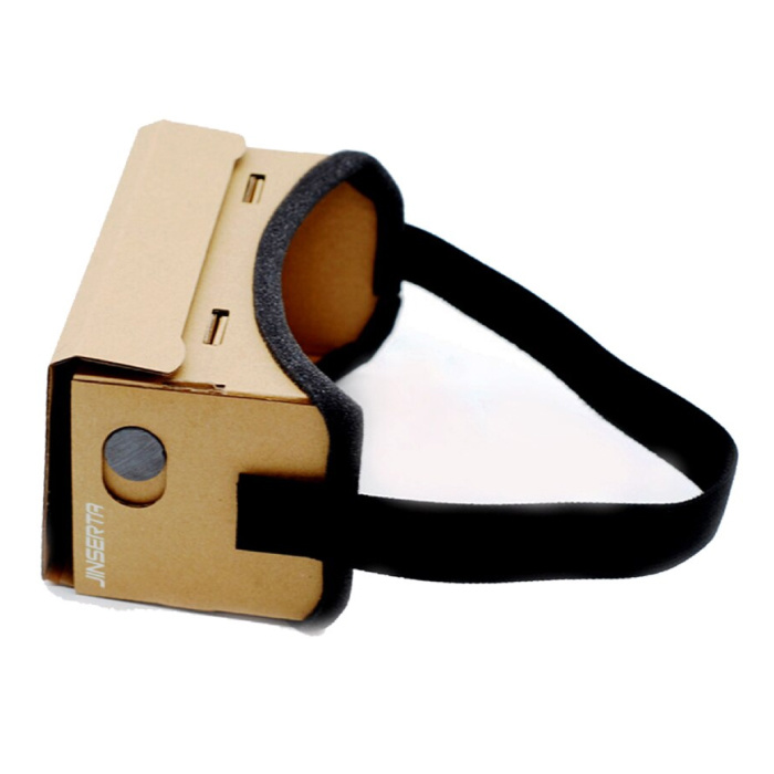 Cardboard VR Virtual Reality Box 3D Glasses for Smartphones