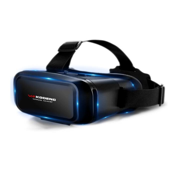 Lunettes de réalité virtuelle 3D VR 90 ° pour smartphone