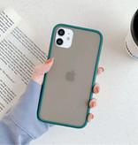 Stuff Certified® Coque iPhone X Bumper Housse Silicone TPU Anti-Shock Green