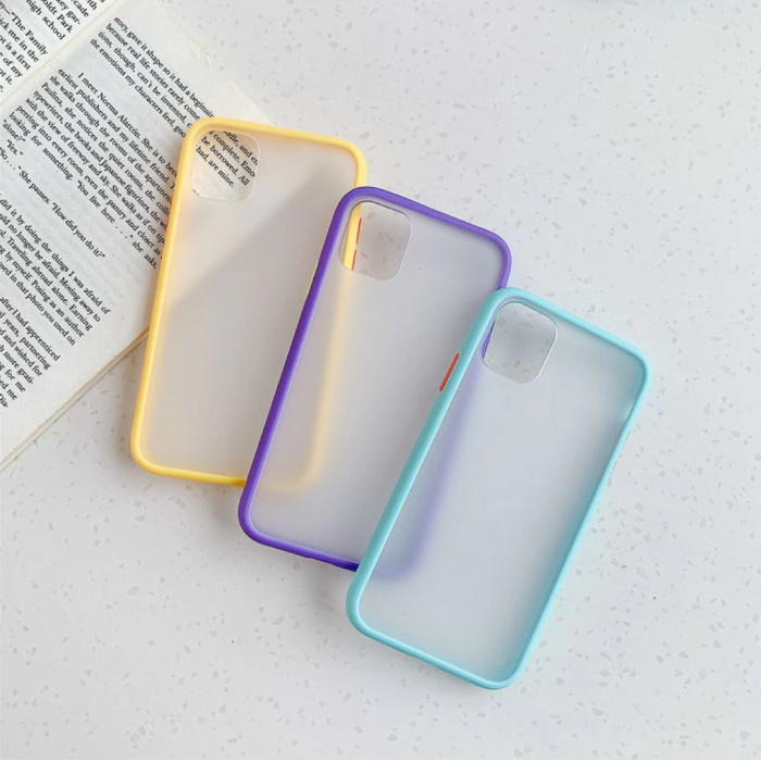 Stuff Certified® Coque iPhone 11 Bumper Housse Silicone TPU Anti-Shock Green