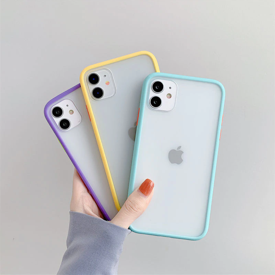 Stuff Certified® iPhone 11 Pro Bumper Hoesje Case Cover Silicone TPU Anti-Shock Groen