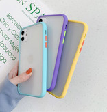 Stuff Certified® Coque iPhone X Bumper Housse Silicone TPU Anti-Shock Noir