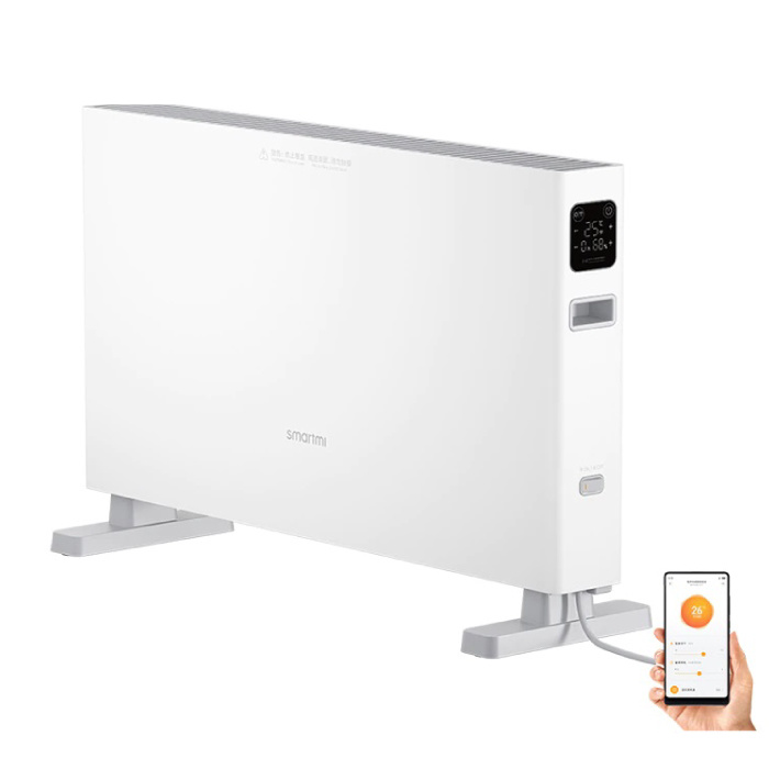 Smartmi Heater Chauffage électrique Radiateur Prise de chauffage Chauffage mural Cheminée