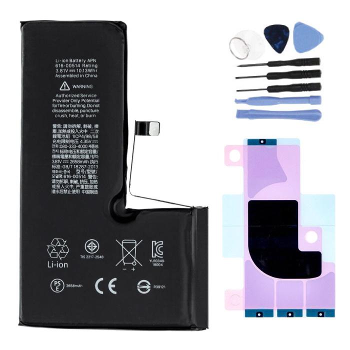 iPhone XS Batterij/Accu AAA+ Kwaliteit + Gereedschap & Batterij Sticker