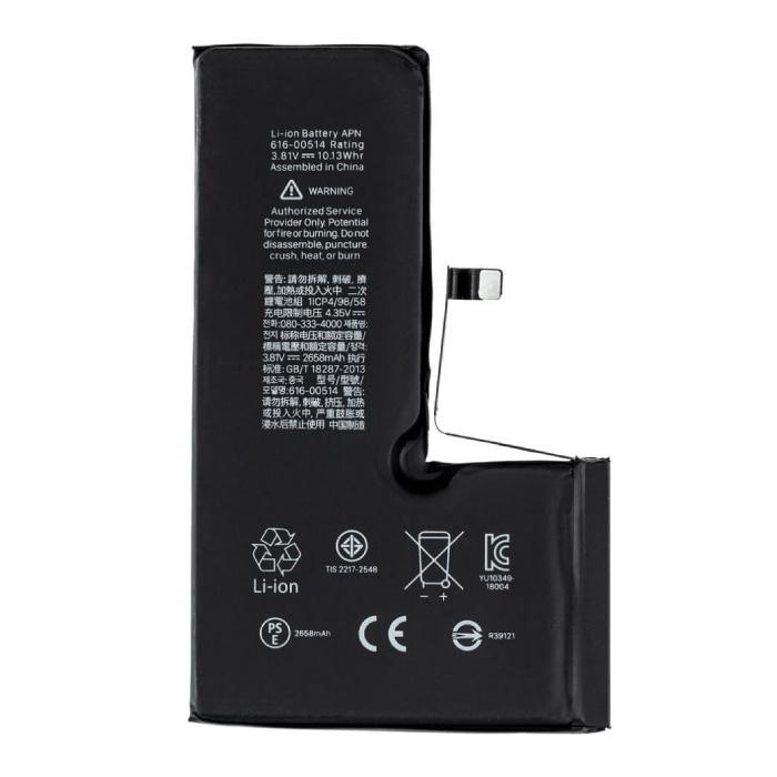 Stuff Certified® Batterie iPhone XS / Qualité Accu A +