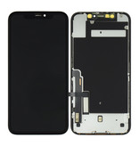 Stuff Certified® iPhone 11 Screen (Touchscreen + OLED + Parts) A + Quality - Black