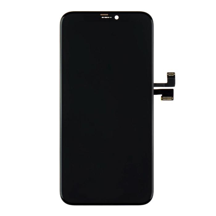 iPhone 11 Pro Scherm (Touchscreen + OLED + Onderdelen) AAA+ Kwaliteit - Zwart