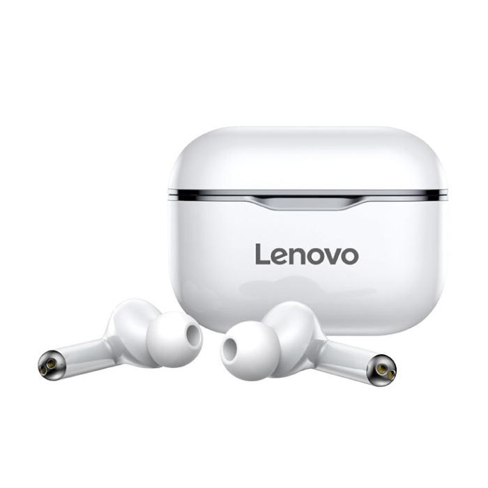 Écouteurs sans fil LP1 - Écouteurs True Touch Control TWS Écouteurs sans fil Bluetooth 5.0 Écouteurs gris