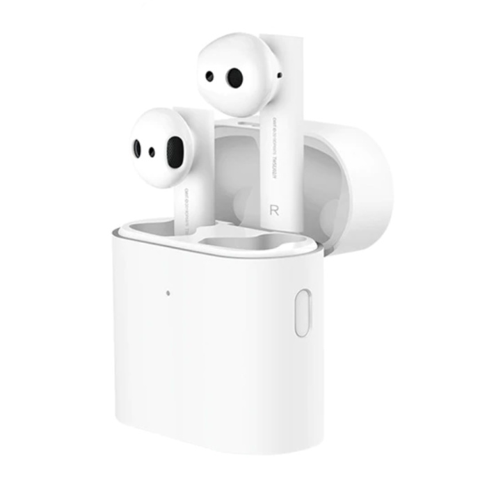Airdots Pro 2 Draadloze Smart Touch Control Oortjes TWS Bluetooth 5.0 USB-C Air Wireless Buds Earphones Earbuds Oortelefoon