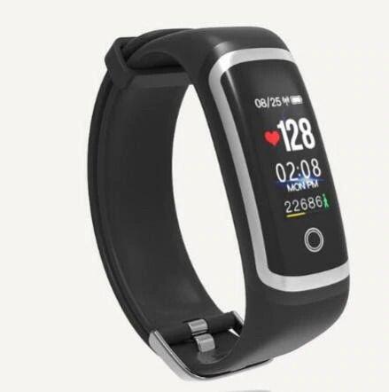 M4 Smartband Fitness Tracker Smartwatch  Smartphone Sport Activity Horloge IPS iOS Android iPhone Samsung Zwart Zilver