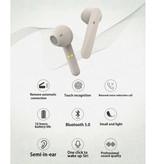 Brightside T12 Draadloze Oortjes - Smart Touch Control TWS Oordopjes Bluetooth 5.0  Wireless Buds Oortelefoon Zwart
