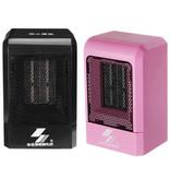 Shenhua Elektrische Kachel Radiator Heater Verwarming Stekker Wandverwarming Draagbaar Roze