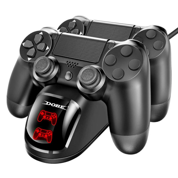 Charging Station for PlayStation 4 Charging Dock Station for Controller - Dual Charging Station