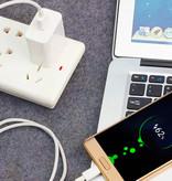 Huawei Lot de 2 câbles de charge USB-C 5A - Câble de données pour chargeur de charge rapide Android 1 mètre noir