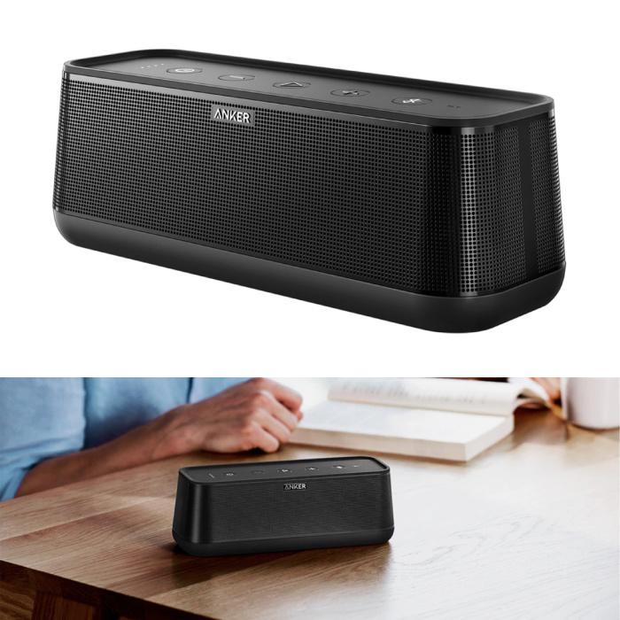 SoundCore Pro Haut-parleur de barre de son sans fil Boîte de haut-parleur sans fil Bluetooth 4.2 Noir