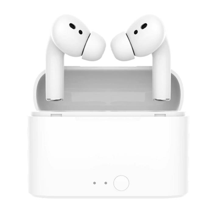 Écouteurs sans fil i11 - True Touch Control TWS Bluetooth 5.0 Écouteurs intra-auriculaires sans fil Écouteurs Écouteurs Blanc
