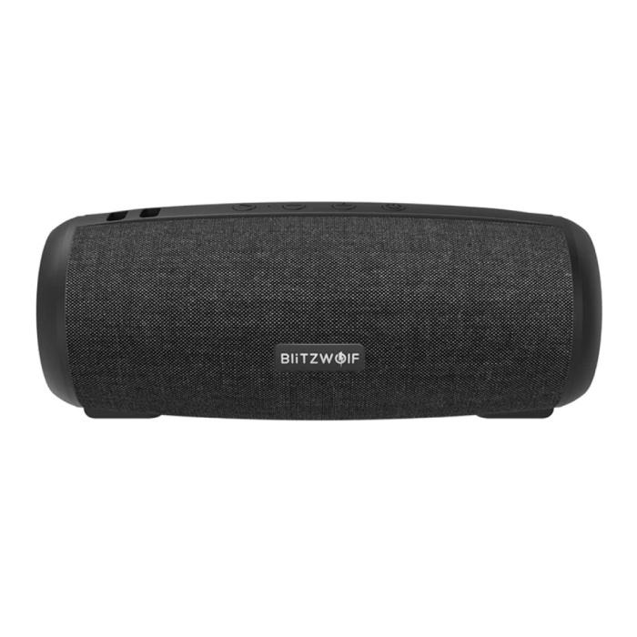BW-WA1 Draadloze Speaker - Luidspreker Wireless Bluetooth 5.0 Soundbar Box Zwart