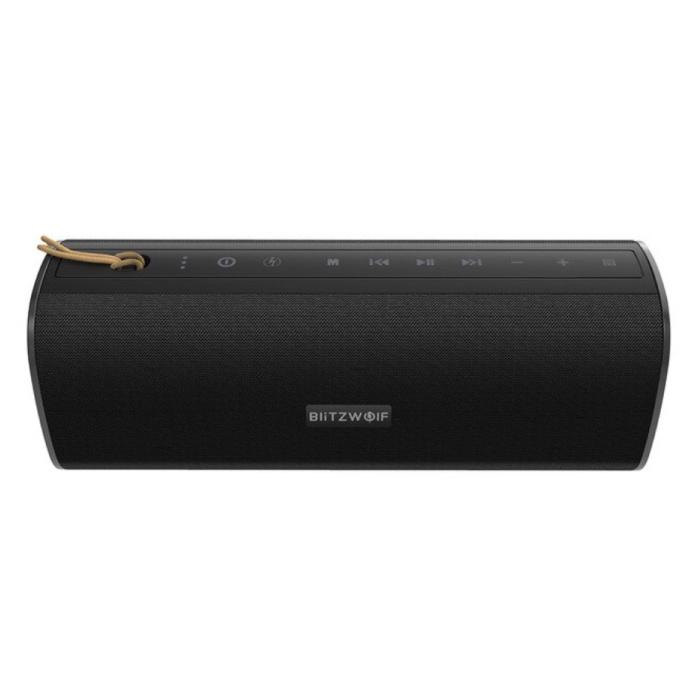Haut-parleur sans fil BW-WA2 - Haut-parleur sans fil Bluetooth 4.1 Soundbar Box noir