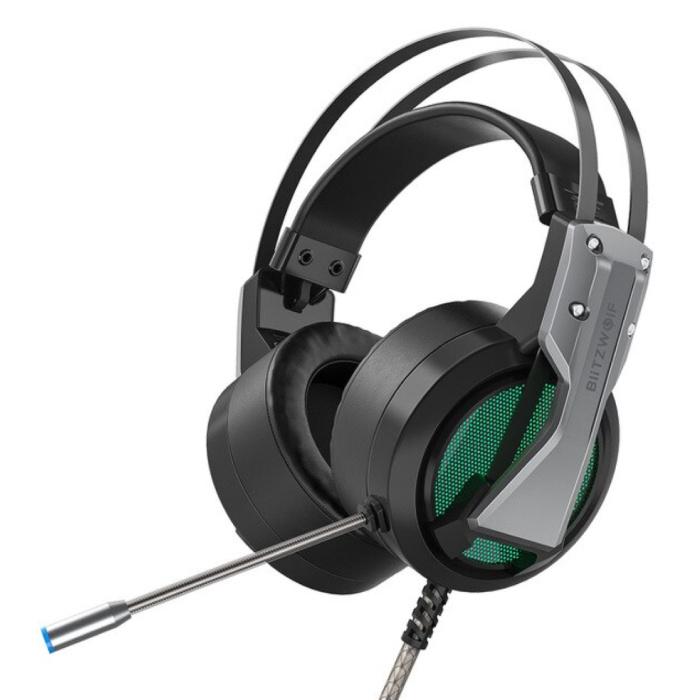 Casque de jeu BW-GH1 - Son surround PS3 / PS4 / XBOX / PC 7.1 - Casque Écouteurs avec microphone