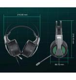 Blitzwolf BW-GH1 Gaming Headset - Voor PS3/PS4/XBOX/PC 7.1 Surround Sound - Headphones Koptelefoon  met Microfoon