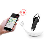 Link Dream Draadloze Business Headset - Oordopje One Click Control TWS Oortje Bluetooth 5.0 Wireless Bud Headphone Oortelefoon Wit