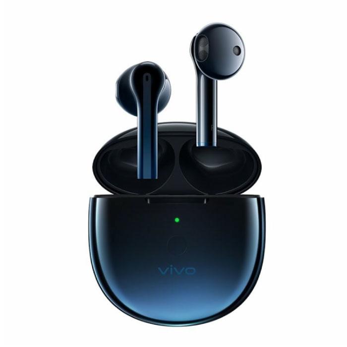 Neo Draadloze Oortjes - TWS Oordopjes Bluetooth 5.0  Wireless Ear Phones Buds Oortelefoon Zwart