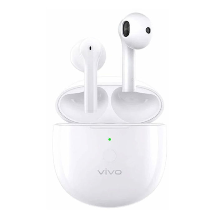 Neo Wireless Earphones - TWS Earphones Bluetooth 5.0 Wireless Ear Phones Knospen Kopfhörer Weiß