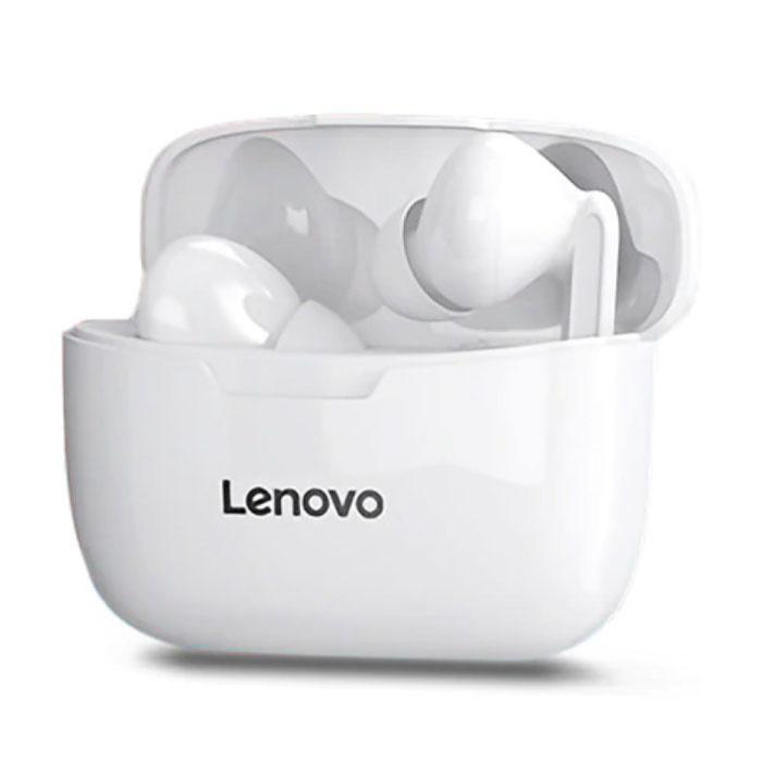 XT90 Wireless Earphones - True Touch Control TWS Earbuds Bluetooth 5.0 Wireless Buds Earphones Earphones White