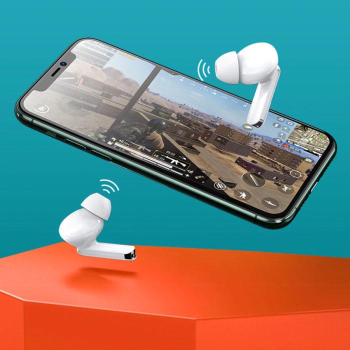 Lenovo XT90 Wireless Earphones - True Touch Control TWS Earbuds Bluetooth 5.0 Wireless Buds Earphones Earphones Black