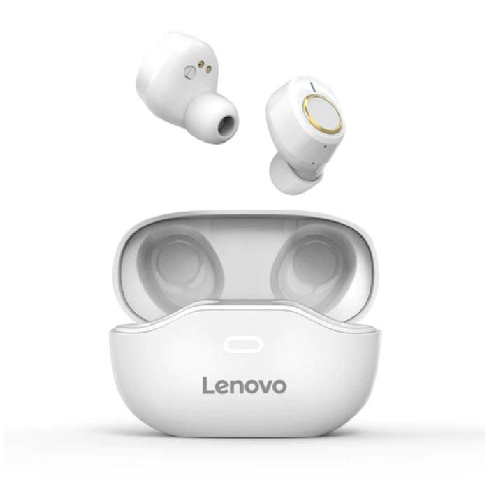 X18 Wireless-Ohrhörer - True Touch Control TWS-Ohrhörer Bluetooth 5.0 Wireless Buds-Ohrhörer Ohrhörer Weiß