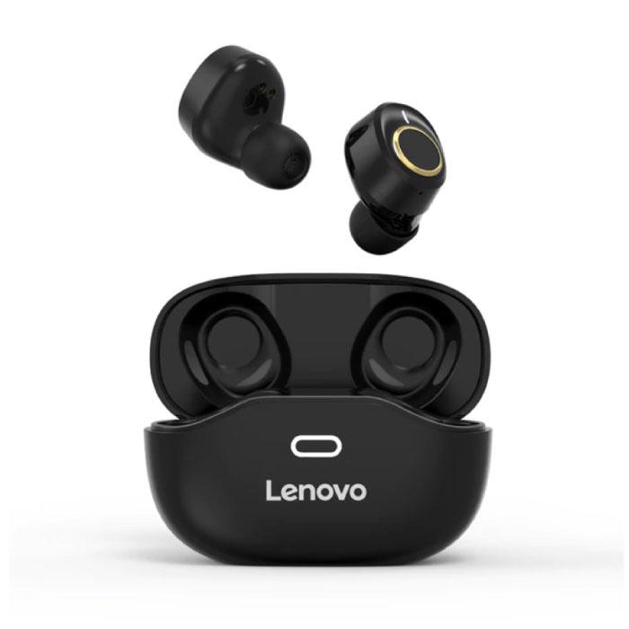 X18 Wireless-Ohrhörer - True Touch Control TWS-Ohrhörer Bluetooth 5.0 Wireless Buds-Ohrhörer Ohrhörer Schwarz